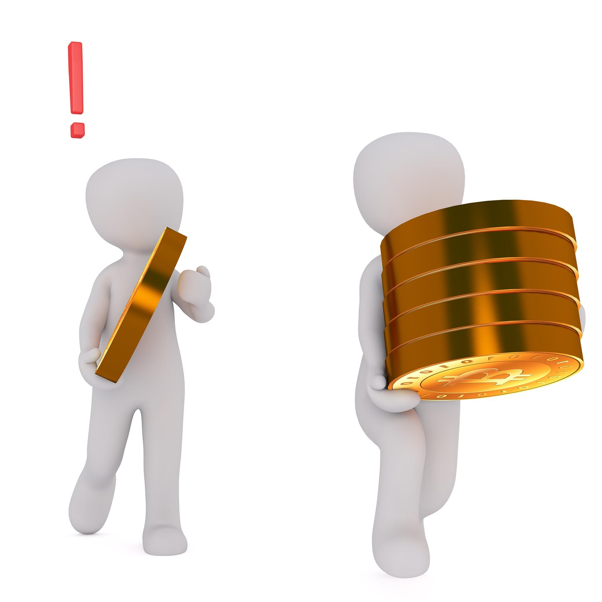 Unterstützung auf dem Bitcoin-Markt